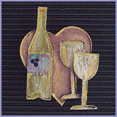 Wine Heart Pin-